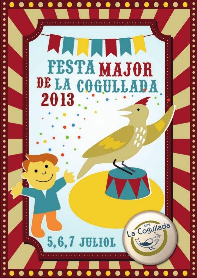 Festa major de la Cogullada 2013