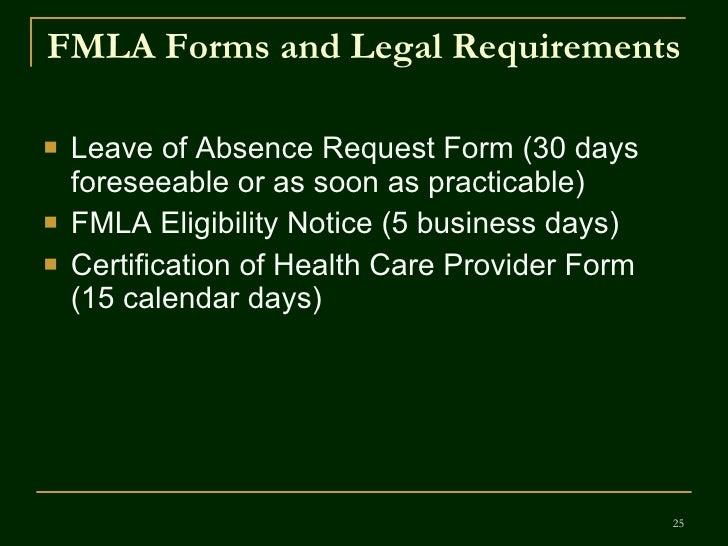 Fmla Employee Training V4 Revised 02 11 09