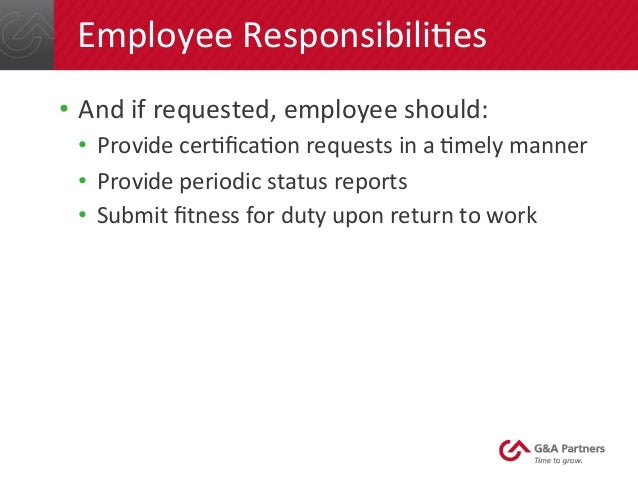 understand employment responsibilities and rights in View this employment rights & responsibilities online course and compare with other employment related e-learning on the elearning marketplace.