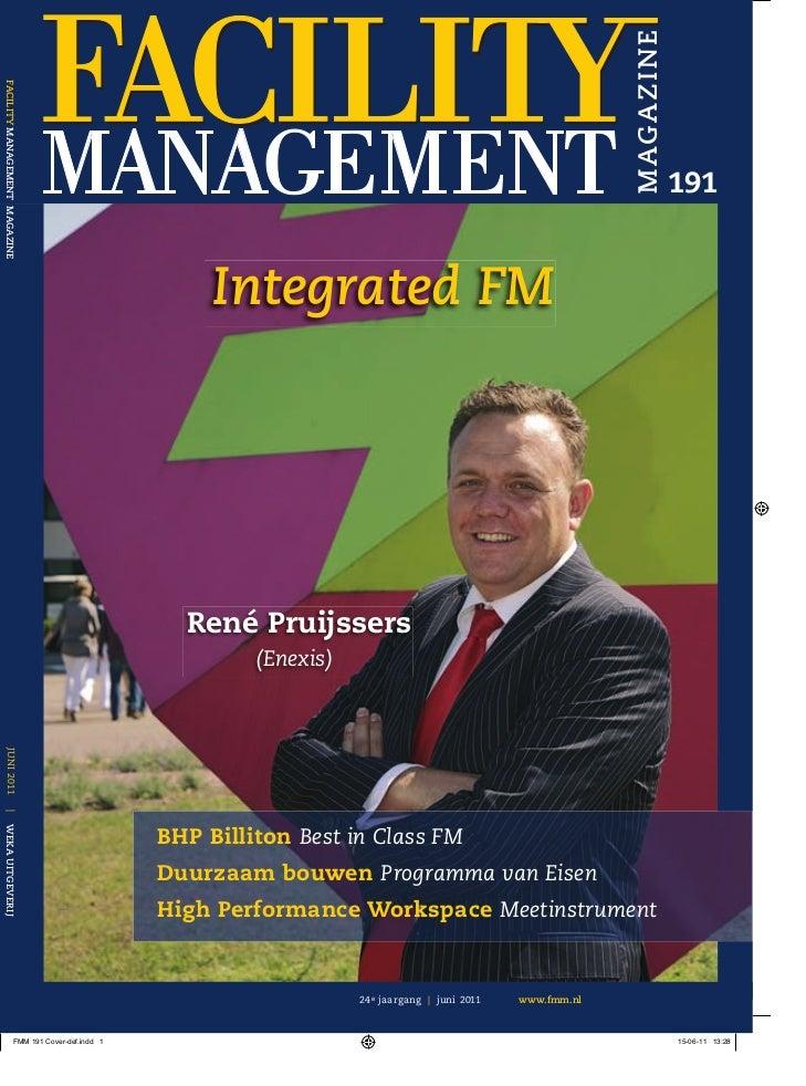 FACILITY MANAGEMENT MAGAZINE                                                                                            19...