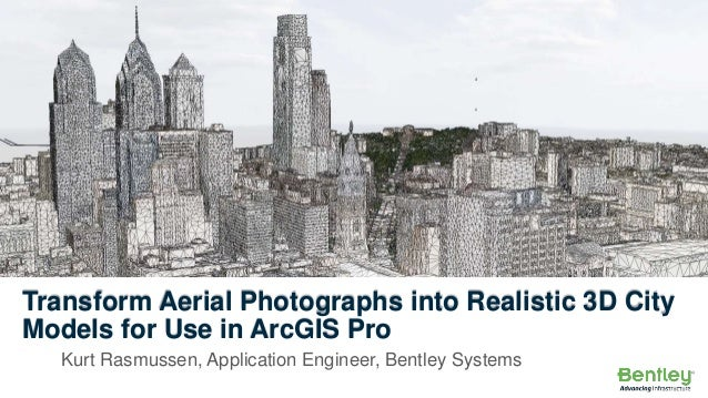 Transform Aerial Photographs into Realistic 3D City Models