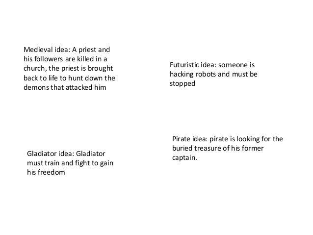 Fmp Ideas Generation
