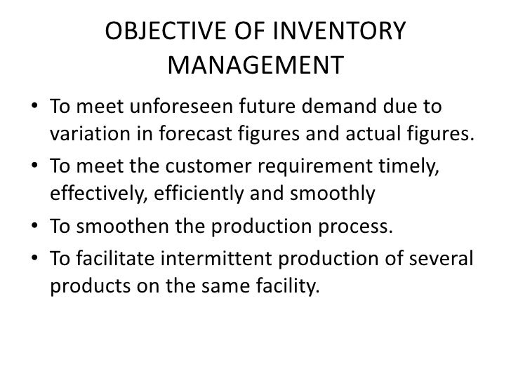 inventory control & ABC analysis ppt