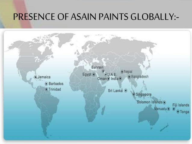 finacial management asian paints Financial ratio analysis asian paints 1 drvnbedekar institute management studies mms i div b subject : financial accounting topic : ratio analysis of asian paints submitted to : prof.