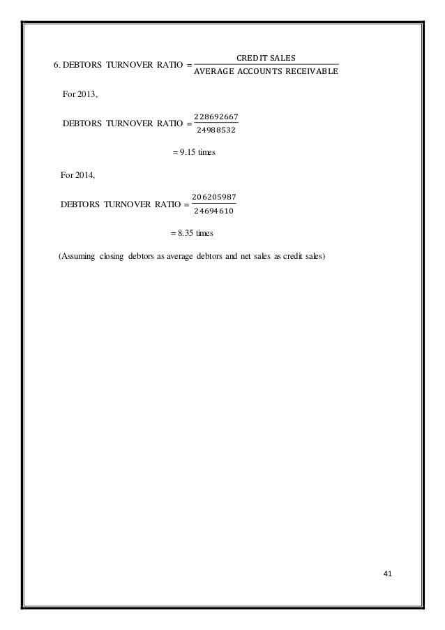 Ratio Analysis of Samsung Electronics Co. Ltd.