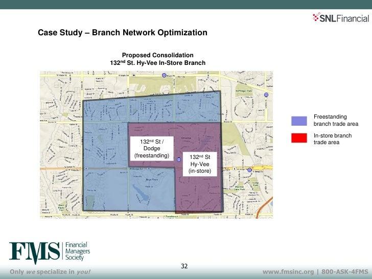 2010 Branch Network Optimization Presentation