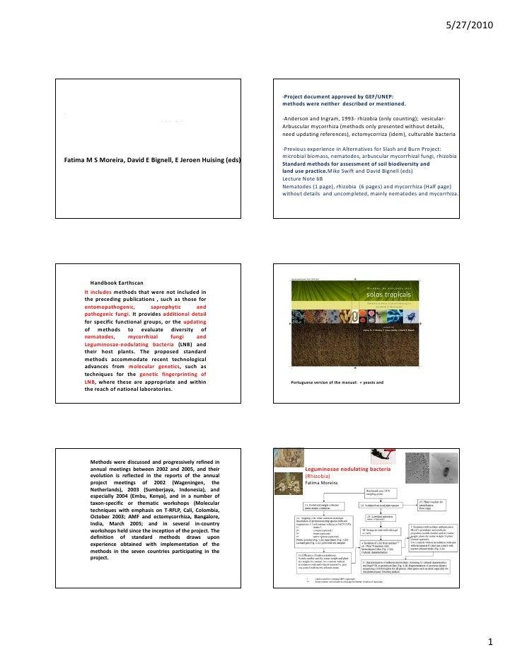 5/27/2010                                                                      ‐ProjectdocumentapprovedbyGEF/UNEP:    ...