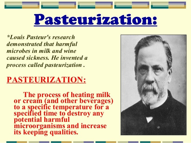 louis pasteur and the invention of alcohol Louis pasteur was a famous chemist and biologist whose works led to the advancement of the life we know today he created vaccines and medicines, as well as invented.