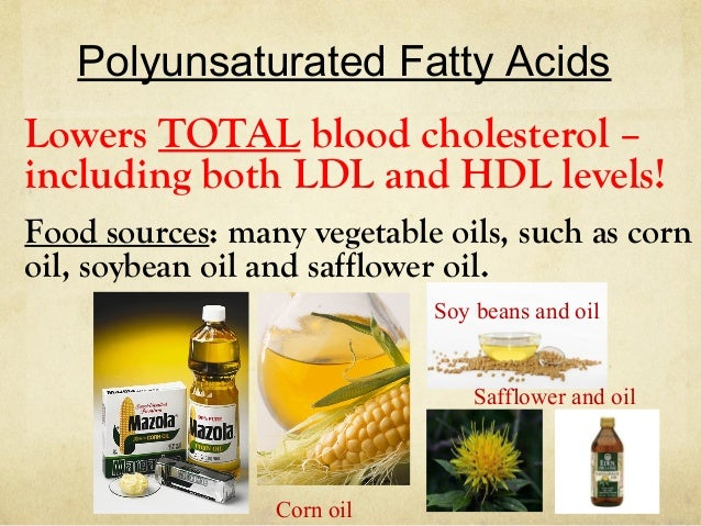 Fn1 Ppt Fats Oils And Cholesterol