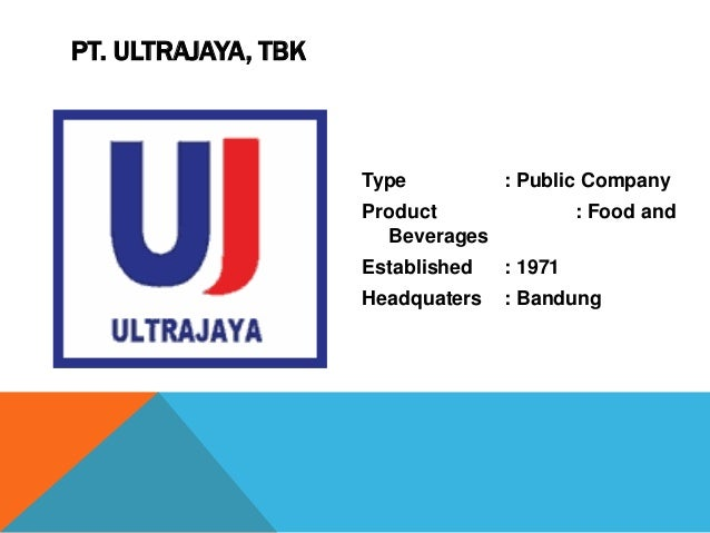 Marketing Ultrajaya