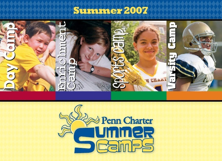 Day Camp       Enrichment     Camp       Sports Camp                    Summer 2007         Varsity Camp