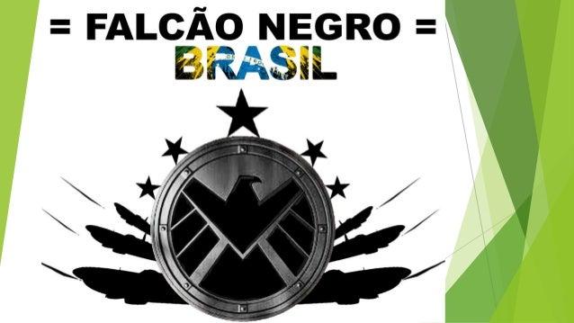 """Projeto Falcão Negro Premium Com objetivo é elevar o """"status"""" do esquadrão no ranking e tornarmo-nos melhor articulados, o..."""