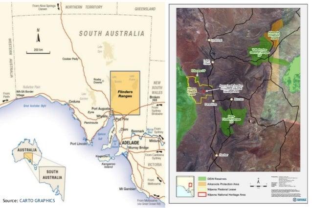 New National Park  at Nilpena,  Flinders Ranges, South Australia Slide 3