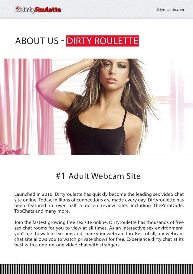 Adult webcam sites dirty