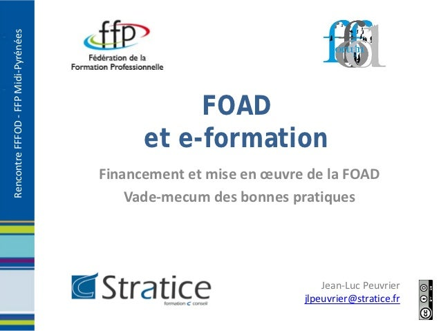 Rencontre FFFOD - FFP Midi-Pyrénées                                                 FOAD                                  ...