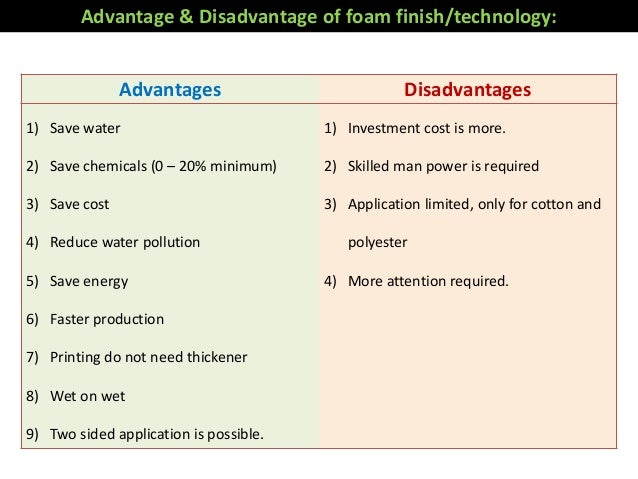 the advantages and disadvantages of pollution control Environmental awareness and corresponding regulations have increased in recent decades in the 1970s, the us experienced an upsurge in environmental regulations such as the national environmental policy act, which provided a framework for creating environmental policy.