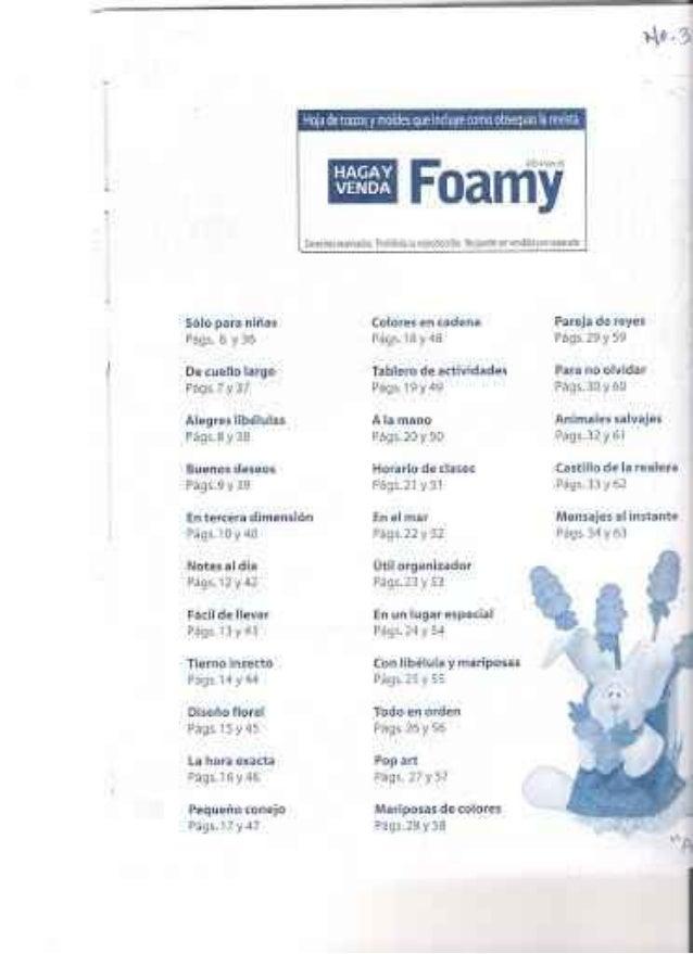 Foamy haga y venda 68