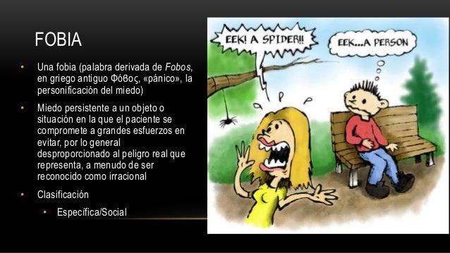 Fobia social y Específica Slide 2