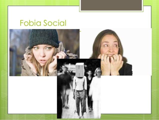 Fobia Social(Trastorno de ansiedad social)