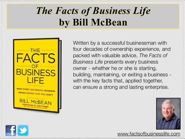 Written by a successful businessman withfour decades of ownership experience, andpacked with valuable advice, The Facts of...
