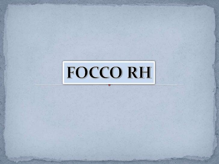FOCCO RH<br />