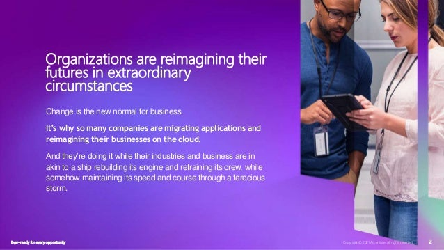 Unleashing Competitiveness on the Cloud Continuum   Accenture Slide 2