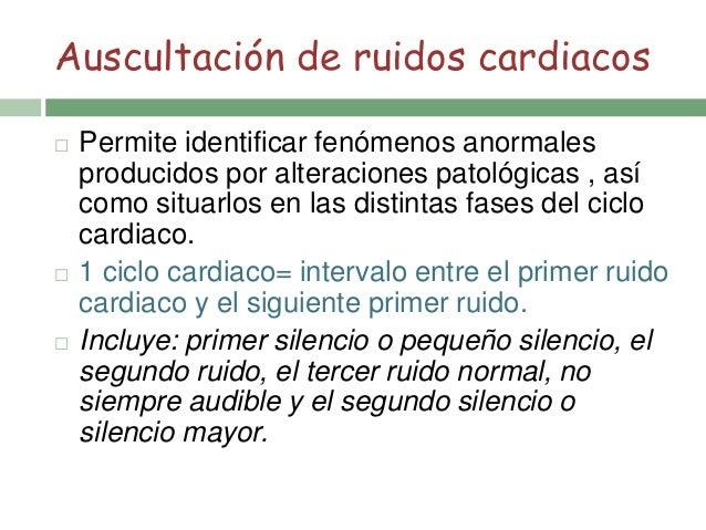 • Cierre de las válvulas mitral y tricúspide, sucede cuando la P intraventricular cruza la P aurícula. sístole Primer ruid...