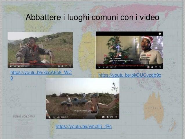 Il blog del Focsiv Comunicare il servizio civile  Testimonianze dal'Africa  Testimonianze dall'Italia