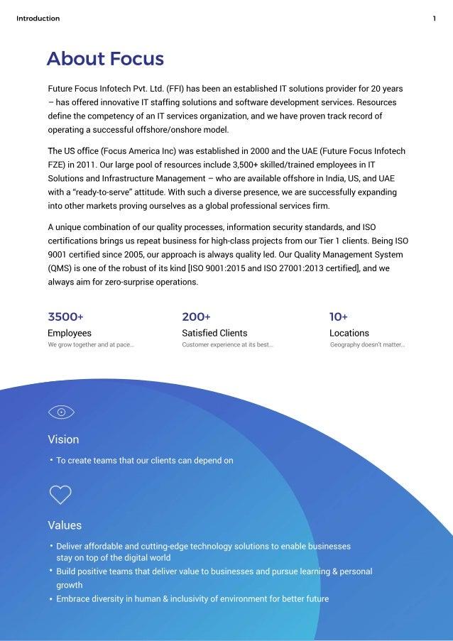 Quality Assurance Brochure - FFI Software Services Slide 3