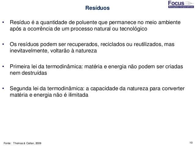 Segunda lei da termodinamica exemplos