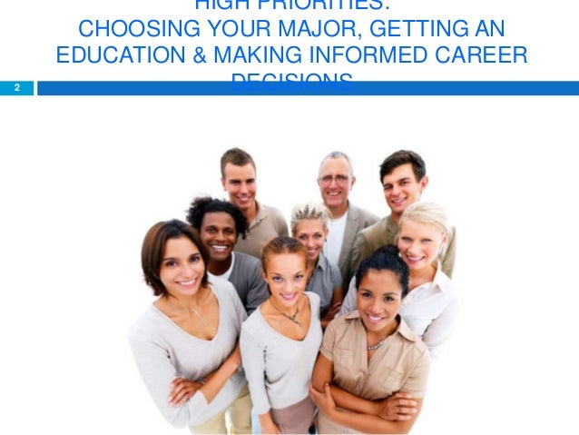 education career and focus Career and technical k-12 education requirements   most of the focus on  cte instruction occurs at the high school level schools that.