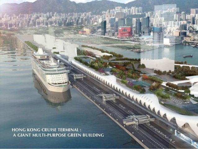 Terminal De Cruzeiros De Hong Kong