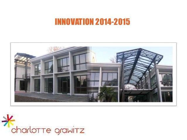 INNOVATION 2014-2015