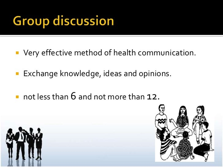 notes on group discussion pdf free
