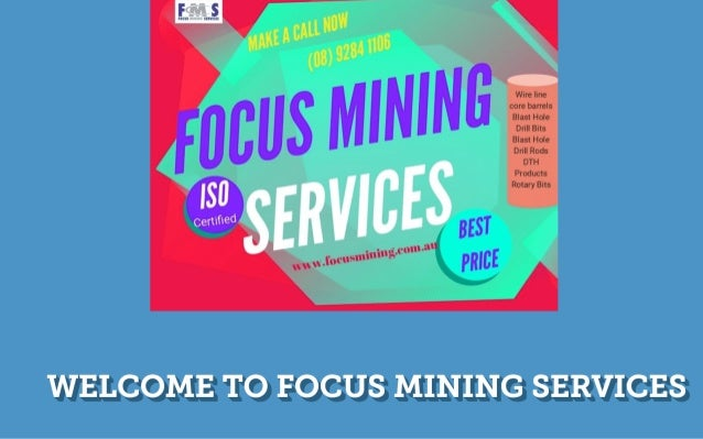 Focus Mining Services In Australia & South Africa