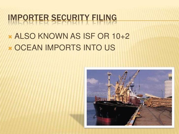 Focus on imports Slide 2