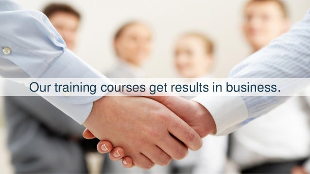 how to get a training course accredited