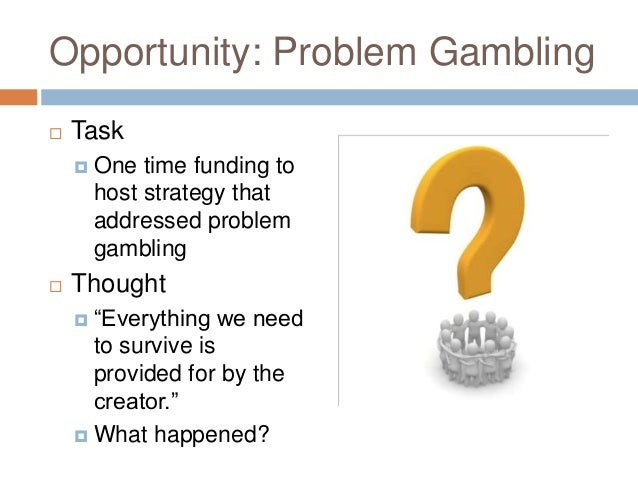 Problem gambling test new york new york hotel and casino in vegas