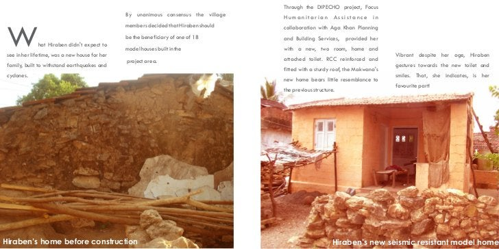 Through the DIPECHO project, Focus                                                By unanimous consensus the village    Hu...