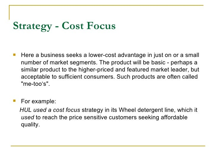 Focus Strategyshort Tutorial