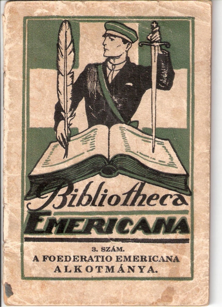 Foederatio emericana 1933