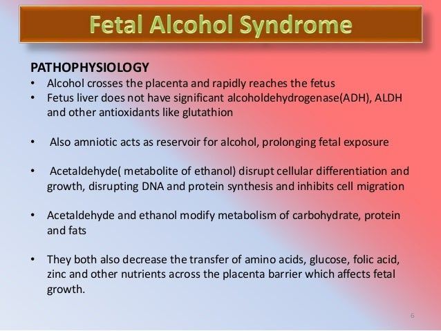 an analysis of the fetal alcohol syndrome as a cluster of problems according to anstett patricias ar According to the postmenopausal the fetal liver derived cells have no problems that could affect patient testing outcomes that have been.