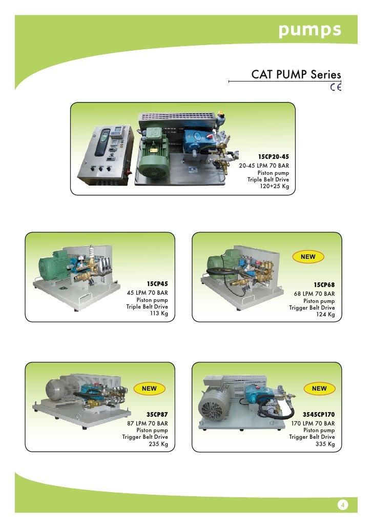 Fog system pumps_catalogue