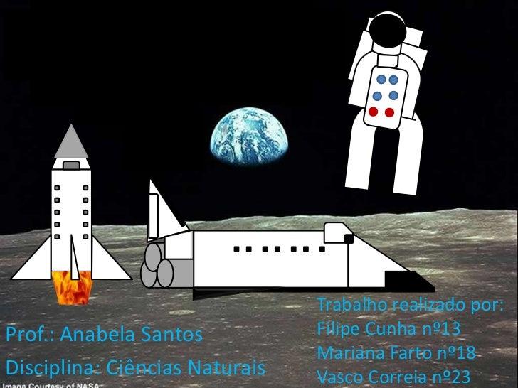 Foguetões,vaivéns e fatos espaciais