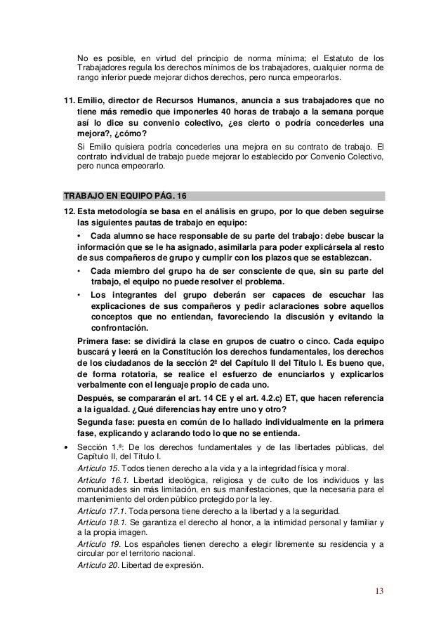 Fol solucionario for Contrato laboral para empleadas domesticas