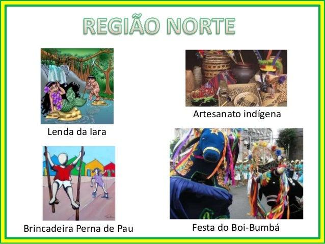 Aparador Grande Para Tv ~ Folclore das regiões brasileiras