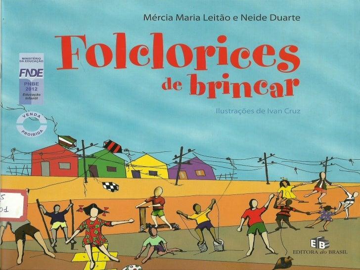 FOLCLORICES DE BRINCAR