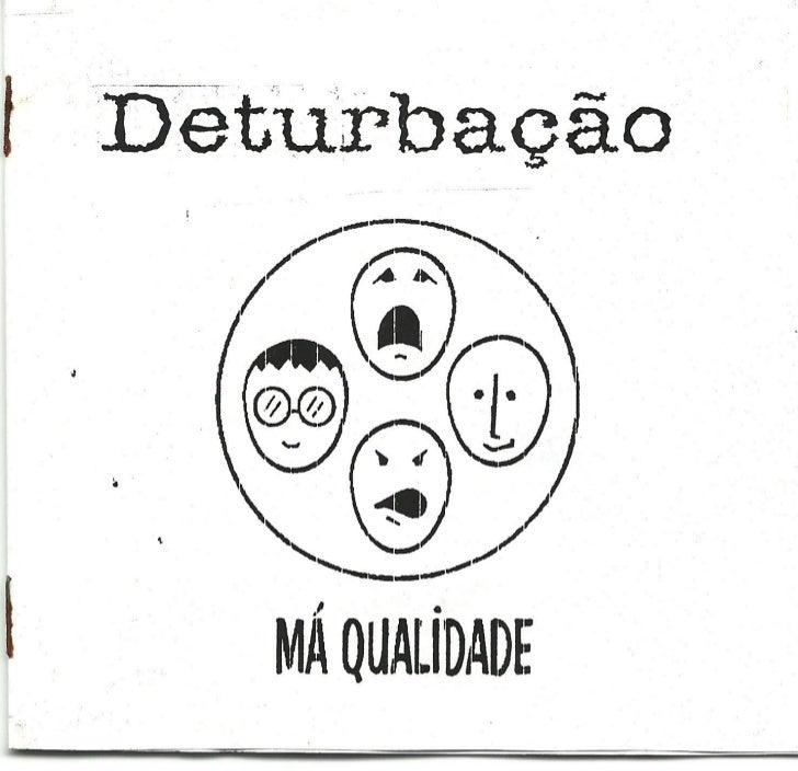 Deturbacao CD Folder 2004