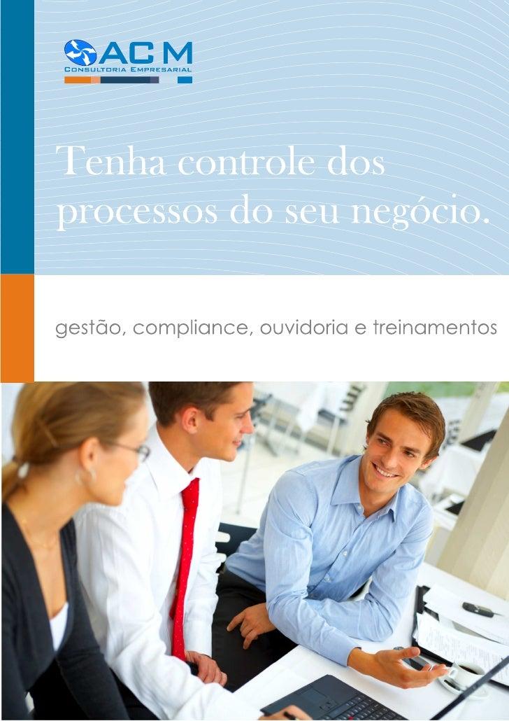 Acm Consultoria Empresarial (Resumido)
