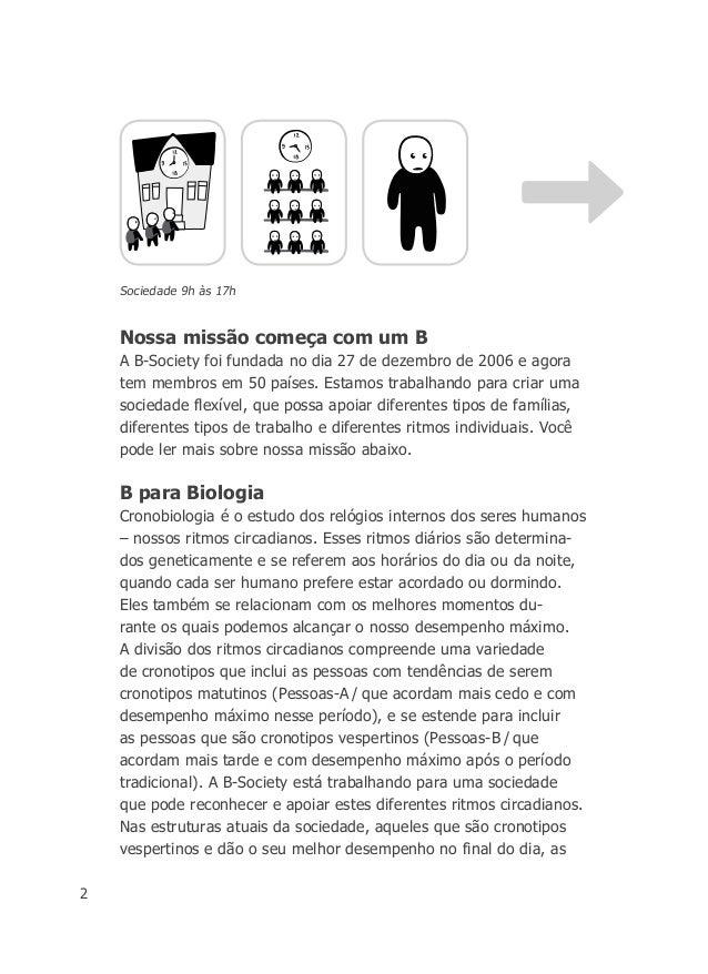 Folder B-Society Brasil Slide 2
